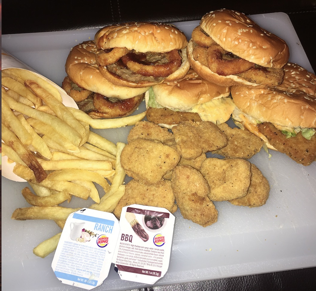 Fast Food Under  Dollars