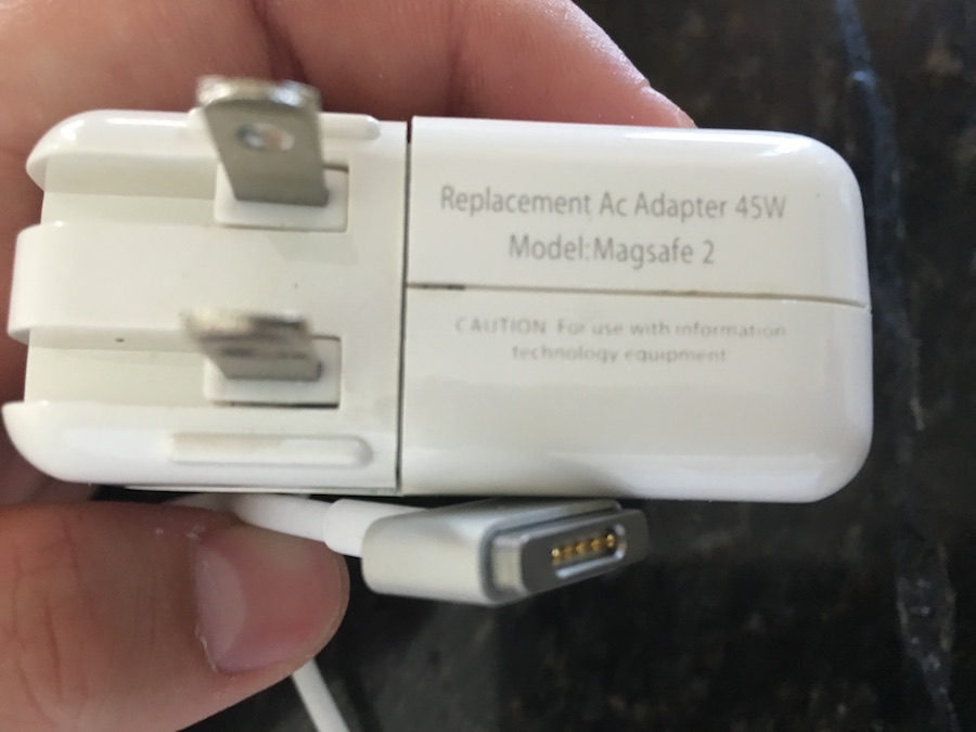 Macbook Air Replacement Power Adapter