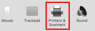 Printers Scanners Mac
