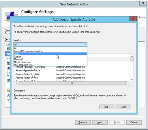 How to Setup 802 1 x Authentication Cisco Windows Device