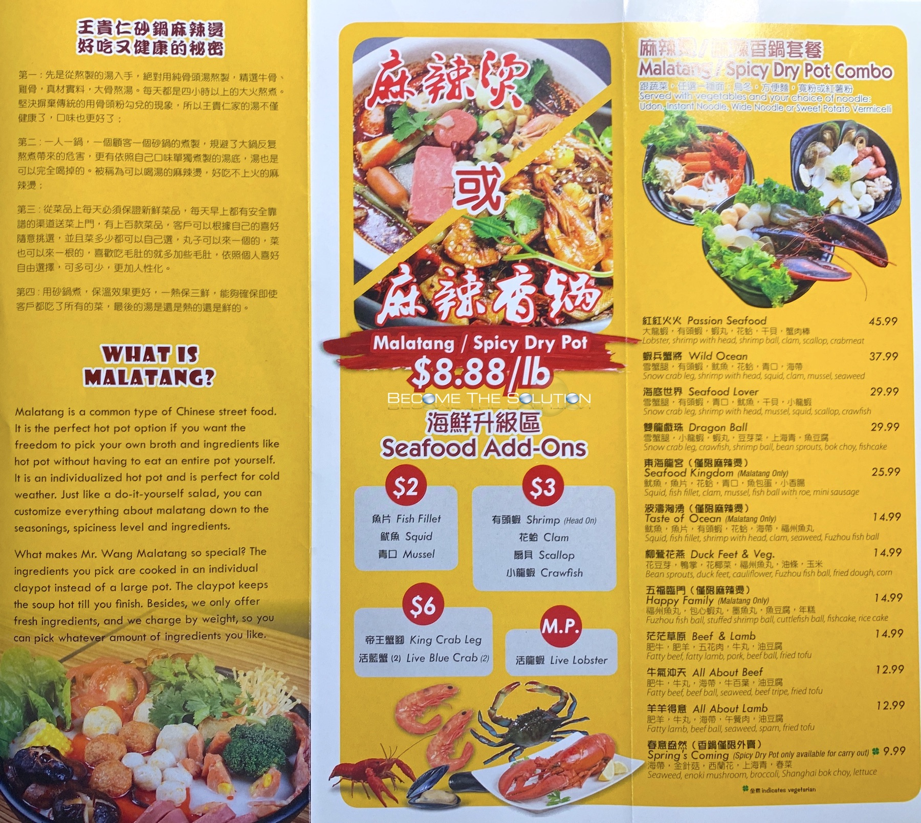 Mr wang malatang chinatown chicago menu 2