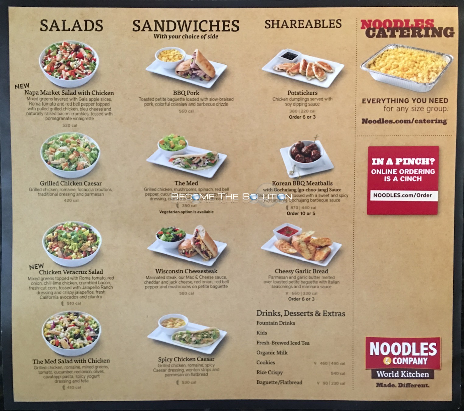 graphic relating to Noodles and Company Printable Menu titled Noodles Cafe Menu Similar Search phrases Recommendations