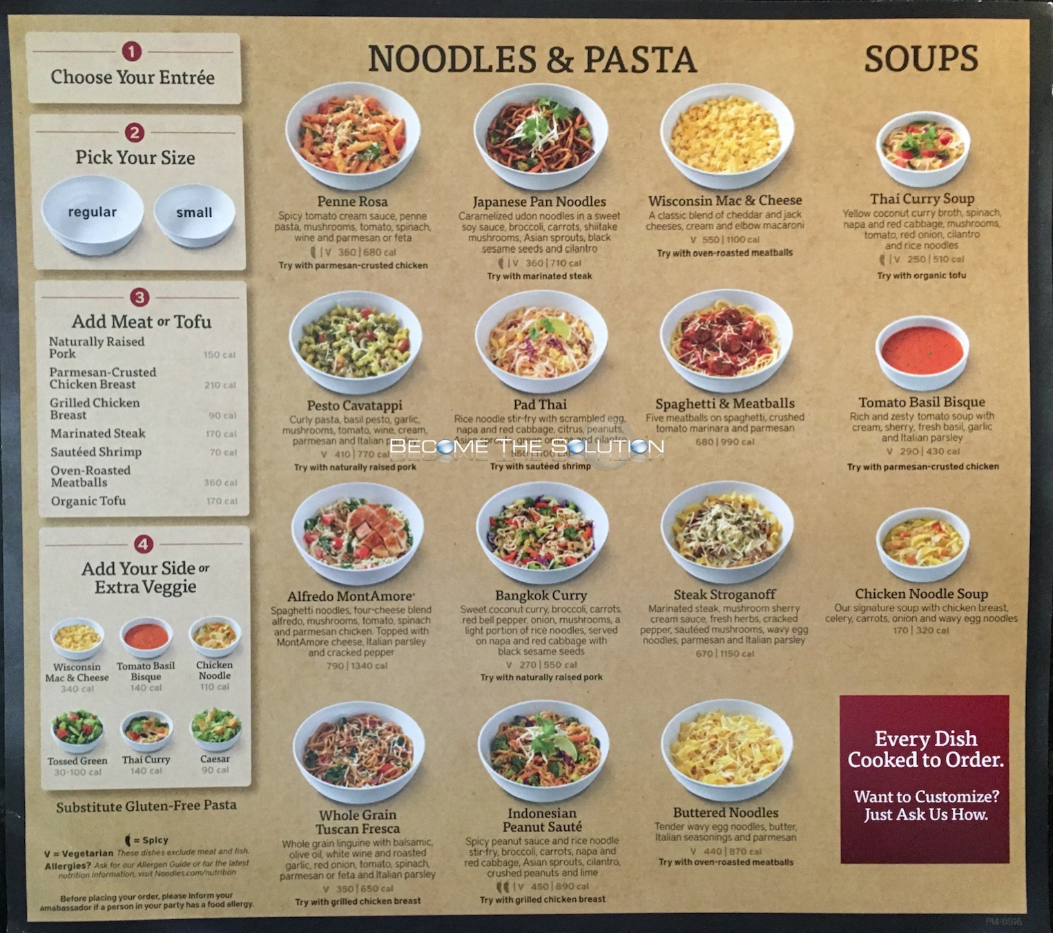 nearest noodles and company