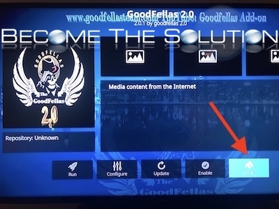 Amazon fire stick tv install goodfellas