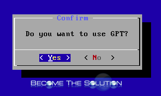 how to create a gpt disk on mac
