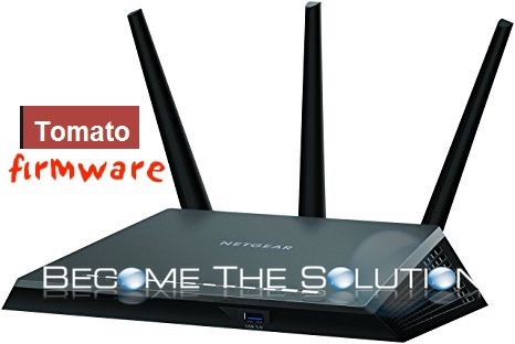 How To: Upgrade Netgear r7000 Router Firmware with Tomato