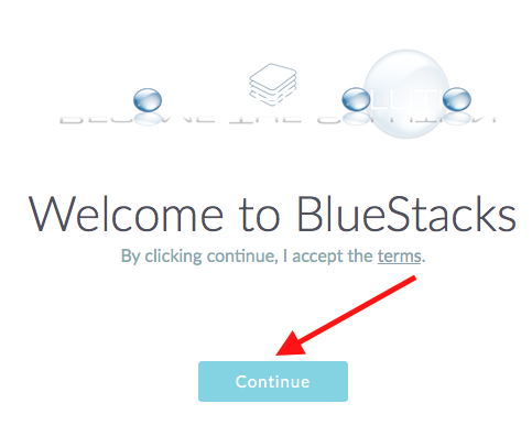 Bluestacks mac osx accept terms