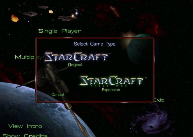 Starcraft brood war mac multiplayer