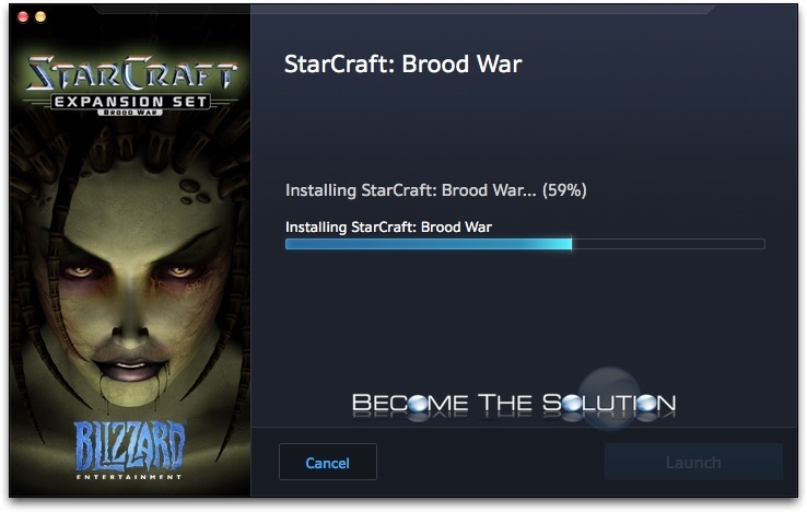 how to play starcraft online