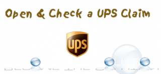 How To: Open a UPS Claim