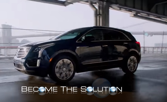 Cadillac TV Commercial XT5 Song 2017