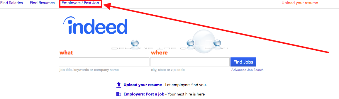 Easy: How To Access And Edit Your Indeed.com Business Company Profile Page  Indeed Resume Edit