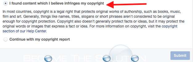 how to find a copyright