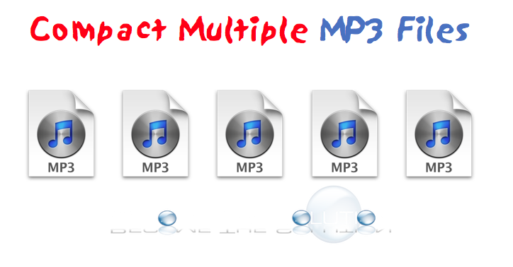 Best Compression (Compact) for Multiple MP3's