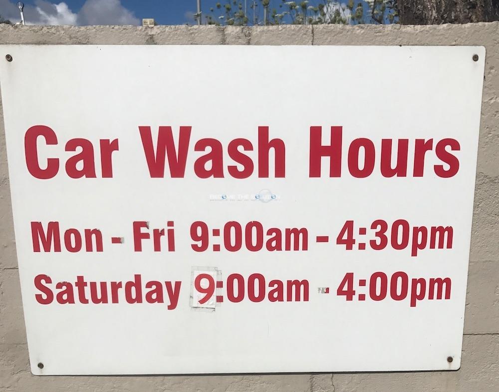 Lexus Glenview Car Wash Hours