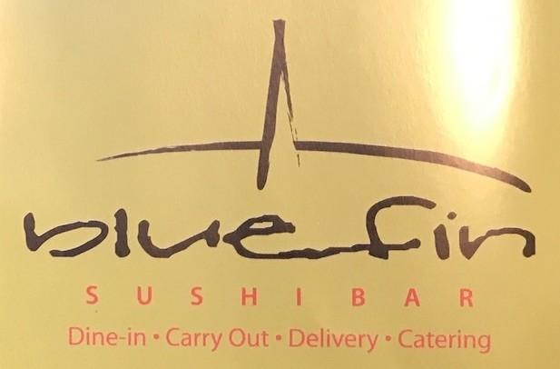 Blue Fin Sushi Bar Menu Chicago