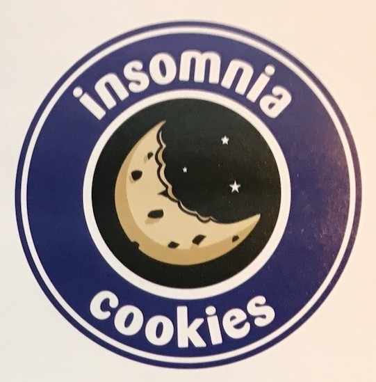 Insomnia Cookies Chicago Menu