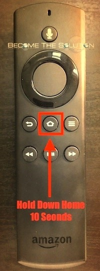 Amazon fire stick pair new remote