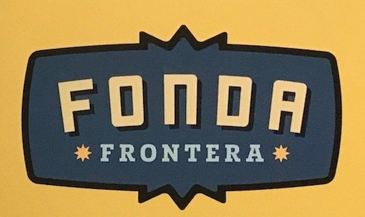 Fonda Frontera Menu Wicker Park Chicago