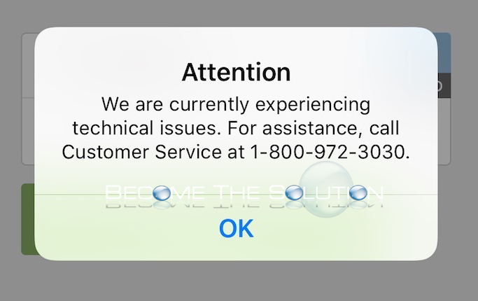 We Are Currently Experiencing Technical Issues Fifth Third Bank Mobile