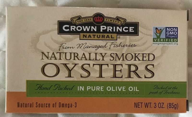 Review Best Tasting Canned Oysters