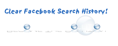 How to Clear Facebook Recent Searches