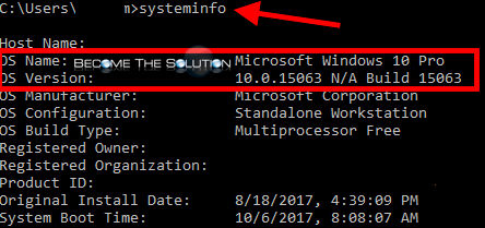 Easy: How to Determine Windows Operating System Version from