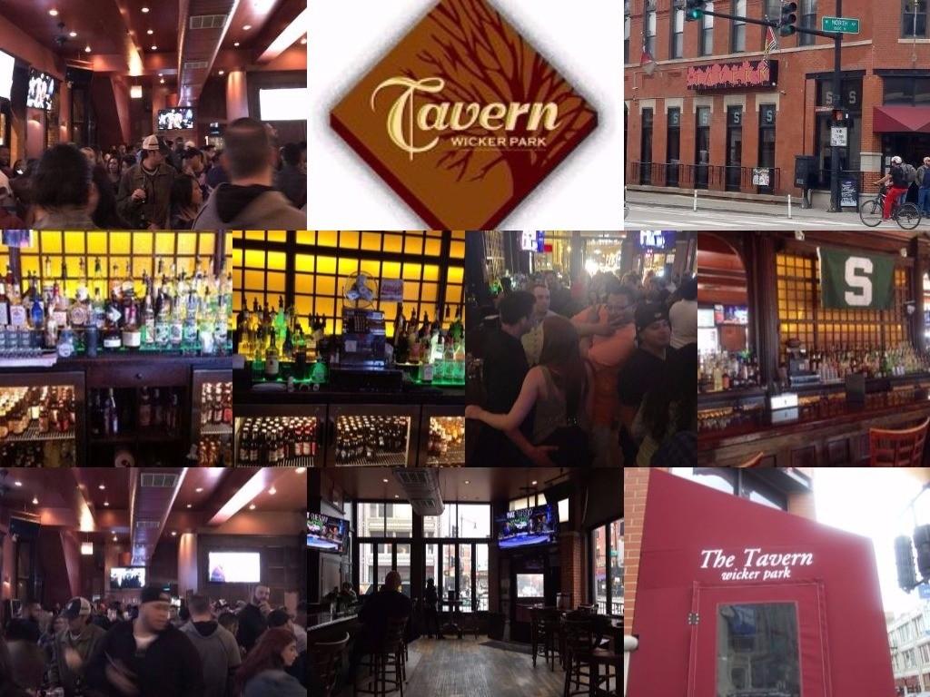 Tavern Wicker Park Closed - 10/15/2017