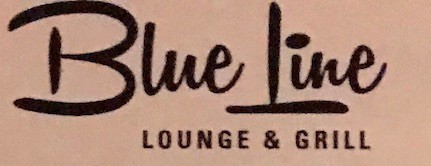 Blue Line Lounge Chicago Menu (Scanned Menu With Prices)
