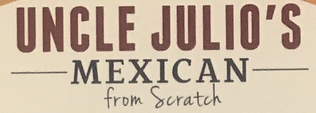 Uncle Julio's Menu Prices (Scanned Menu With Prices)