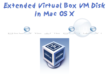 Easy: Expand Virtual Box Windows (Or any Virtual Machine Disk) VMDK/VDI Disk Size in Mac OS X