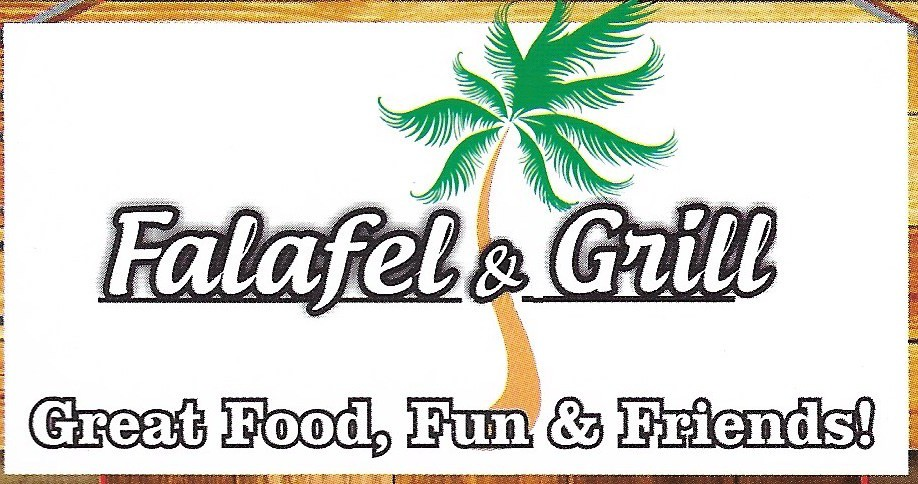 Falafel & Grill Menu Milwaukee Ave Chicago (Scanned Menu With Prices)