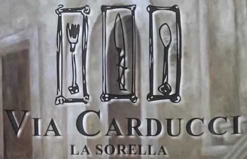 Via Carducci Menu Chicago (Scanned Menu With Prices)