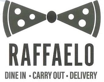 Raffaelo's Menu Chicago (Scanned Menu With Prices)