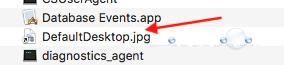 Mac default desktop picture location