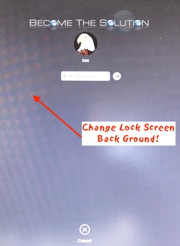 Top How To Change Lock Screen Wallpaper On Mac - everyday ...