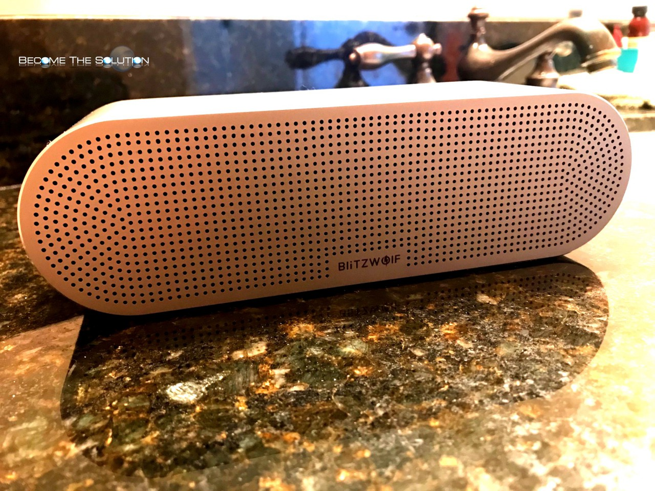 Review: Best Bluetooth Speaker Under $100 Dollars (BlitzWolf 20 Watt BW-AS1)