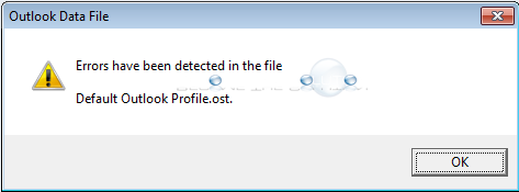 Fix: Errors Have Been Detected in The File Outlook.ost