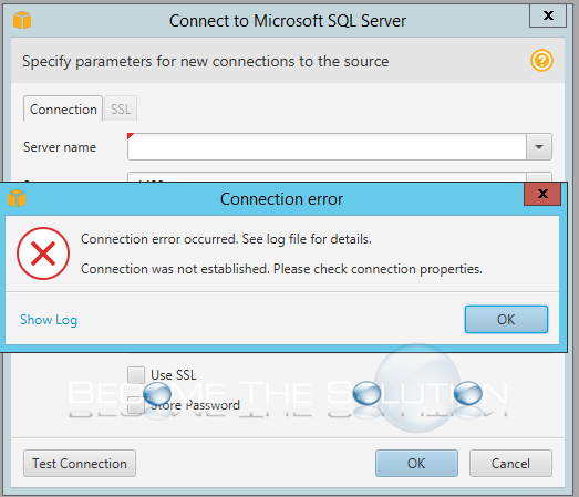 Fix: This Driver is Not Configured for Integrated Authentication