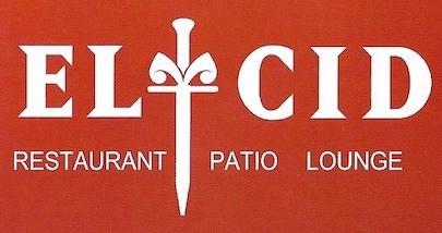 El Cid Menu Chicago (Scanned Menu With Prices)