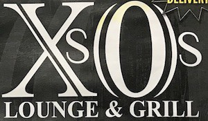 X's And O's Bar Menu (Scanned Menu With Prices)