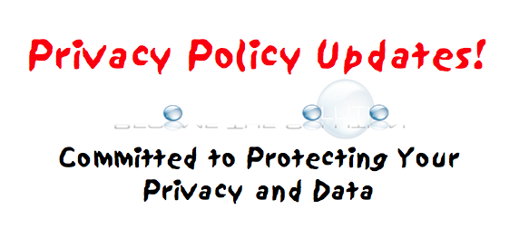 Become The Solution – Privacy Policy Updates 2018