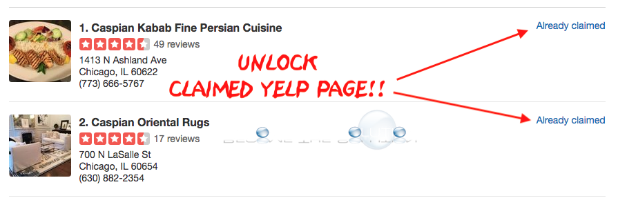 Easy: How to Claim Locked Yelp Page (Re-claim an Already Claimed Yelp Page)