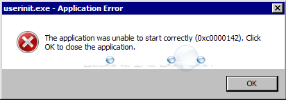 Fix: The Application Was Unable to Start Correctly (0x0000142)
