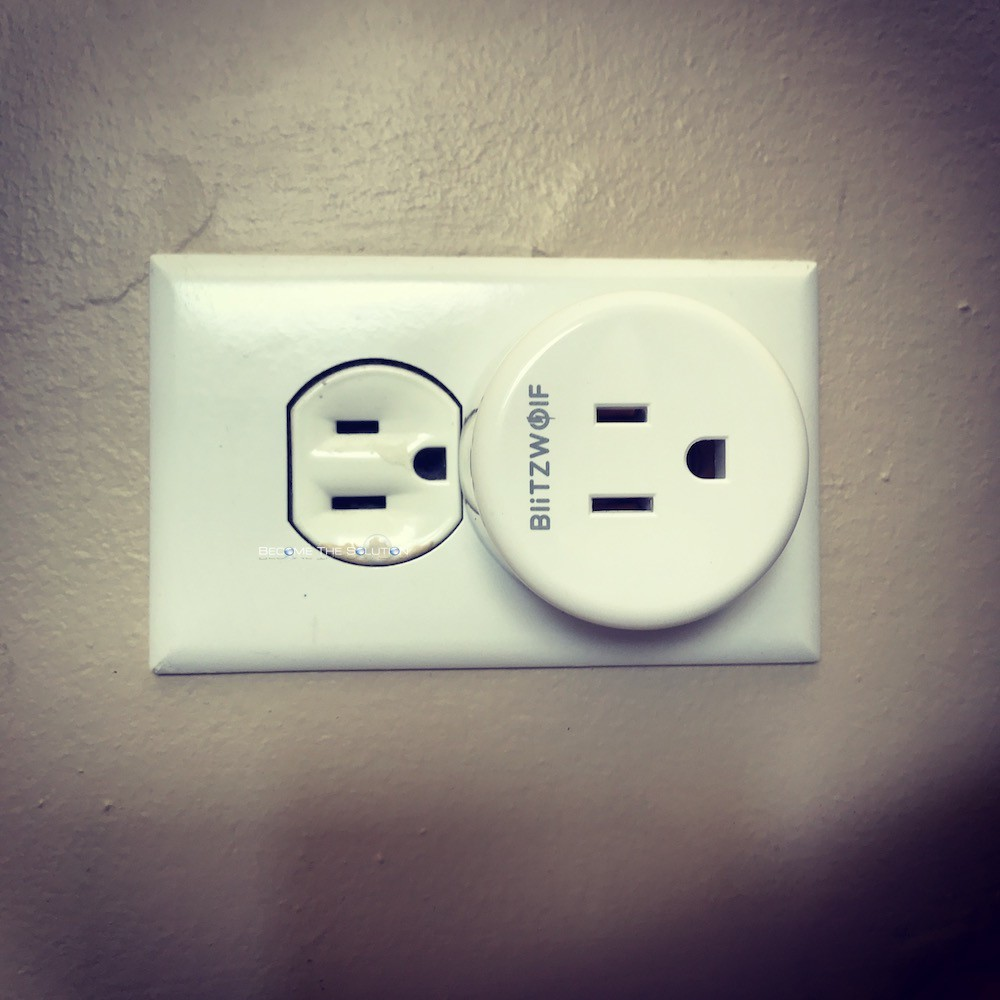 Blitzwolf bw shp1 smart plug outlet