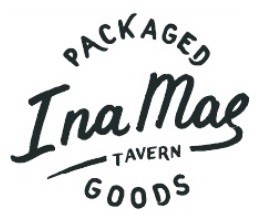 Ina Mae Chicago Menu (Scanned Menu With Prices)