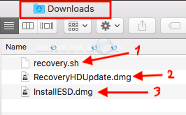 Easy: Update or Create The Mac Recovery Partition (Command + R) to