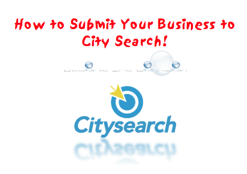 Easy: Add Business CitySearch [Updated]