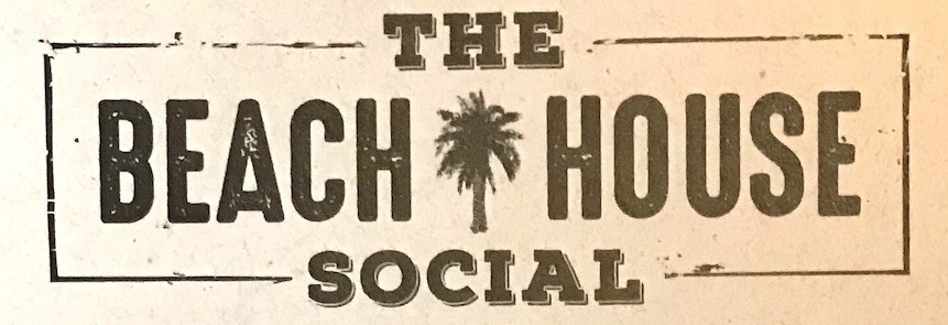 Beach House Social Menu (Scanned Menu With Prices)