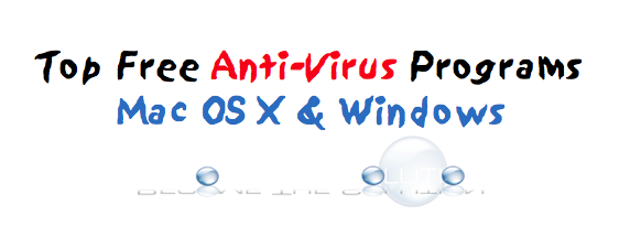 Antivirus For Mac & Windows Free